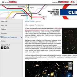 Interrogare l'Universo « Spazio CLIL