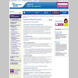 ameli.fr-Interruption volontaire de grossesse