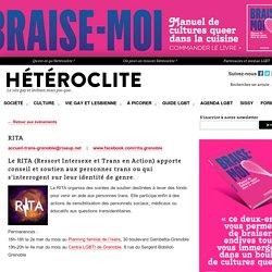 Grenoble : RITA (Ressort Intersexe et Trans en Action)