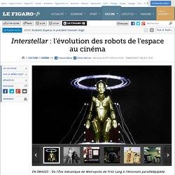 Interstellar : l'évolution des robots de l'espace au cinéma