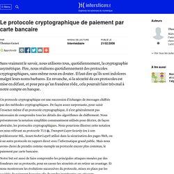 Le protocole cryptographique de paiement par carte bancaire