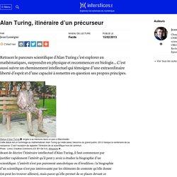 Alan Turing, itinéraire d'un précurseur