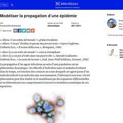 Modéliser la propagation d'une épidémie