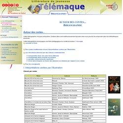 Autour des contes - L'intertextualité - Bibliographie