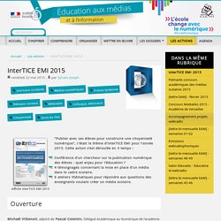 InterTICE EMI 2015