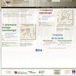 Bibliothèque Interuniversitaire de Santé, Paris