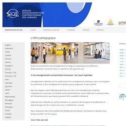 Service Interuniversitaire d'Apprentissage des Langues