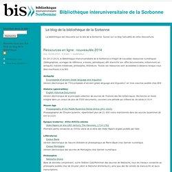Bibliothèque interuniversitaire de la Sorbonne