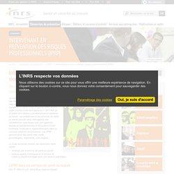 Intervenant en prévention des risques professionnels (IPRP). Intervenant en prévention des risques professionnels (IPRP) - Démarches de prévention