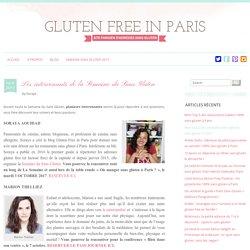 Les intervenants de la Semaine du Sans Gluten – Gluten Free In Paris