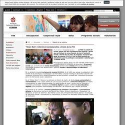 """""""Shere Rom"""", intervenció socioeducativa a través de les TIC"""