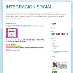 Intervencion con adolescentes en riego social
