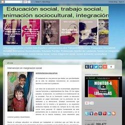 Intervencion en marginacion social - Cursos educadores, cursos educacion