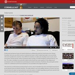 Intervene - CornellCast
