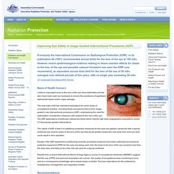Fact Sheet:Improving Eye Safety in Image Guided Interventional Procedures (IGIP)
