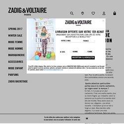 : L'interview qualité de Cecilia Bönström, pour Zadig & Voltaire