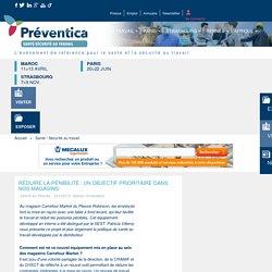 Interview Carrefour Market - Patricia Villeroy - Santé au travail