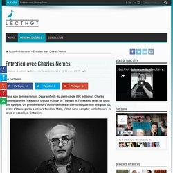 Interview de Charles Nemes (Lecthot)
