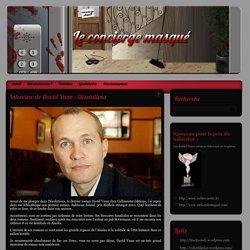 Interview de David Vann : Désolations