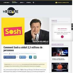 Interview de Quentin Delobelle : Comment Sosh a séduit 2,3 millions de personnes