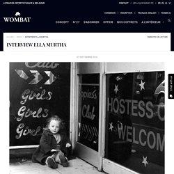 Interview Ella Murtha – Wombat