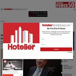Interview: Darren Huston - Suppliers, Engineering & IT - Hotelier Middle East
