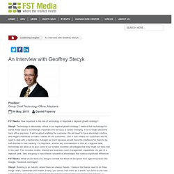 An Interview with Geoffrey Stecyk