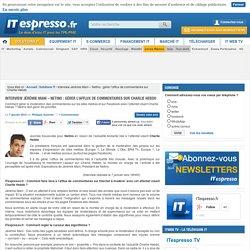 Interview Jérémie Mani- Netino: afflux de commentaires sur Charlie Hebdo