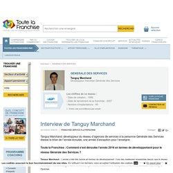 Interview de Tanguy Marchand - GENERALE DES SERVICES - 23/12/16