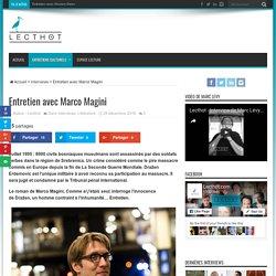Interview de Marco Magini (Lecthot)