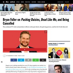 Bryan Fuller Interview - Bryan Fuller on Pushing Daisies, Hannibal, Dead Like Me