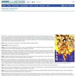 2008-08-21 Interview: Satoshi Kon