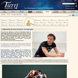 Interview de Liam Scarlett, chorégraphe - Tutti magazine