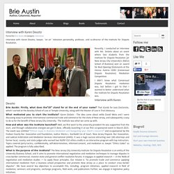 Brie Austin Interview with Karen Desoto about students win in Vienna competition