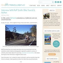 TravellingTwo: Bicycle Touring Around The World