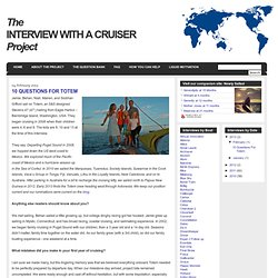 The INTERVIEW WITH A CRUISER Project