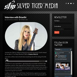 Interview with Orianthi