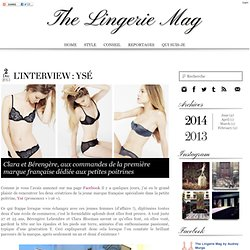 The Lingerie Mag