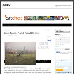 Interviews, news and articles related to ART!