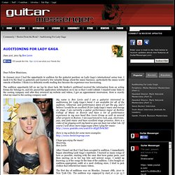 Guitar Lessons, Interviews, News, Reviews, & More