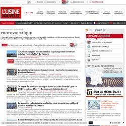 Suivez toute l'actualité, les interviews et les analyses sur le photovoltaïque
