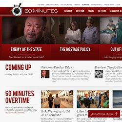 60 Minutes - Interviews, Profiles & Reports