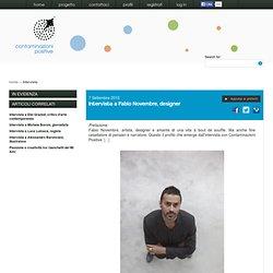 Intervista a Fabio Novembre, designer
