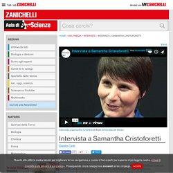 Intervista a Samantha Cristoforetti