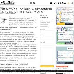 Intervista a Guido Duiella, presidente di LIM / Librerie Indipendenti Milano