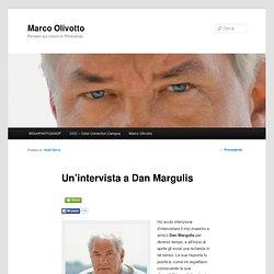 Un'intervista a Dan Margulis