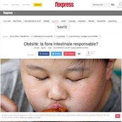 Obésité: la flore intestinale responsable?