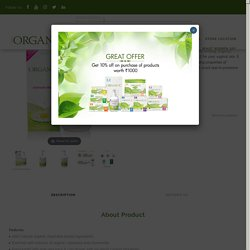 Organc Intimate Wash for Delicate Intimate Area
