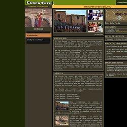 FIESTA INTIRAYMI ( Fiesta del Sol )- CUSCO: Toda la información turística que necesitas