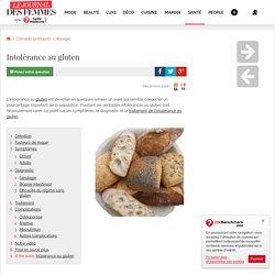 Intolérance au gluten (maladie coeliaque) - Symptômes - Santé-Médecine
